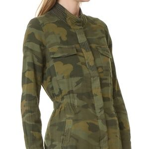 NWT Splendid Camo Light Weight Jacket - Small